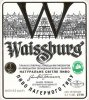 "Умань ""Уманьпиво""ТОВ Waissburg Lager Світле UA-24-UMN-10-VAW-K-xx-02-016"