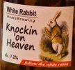 "Кривий Ріг ""White Rabbit""craft brewery Knockin on Heaven UA-04-KRR-11-KHE-P-xx-02-002"