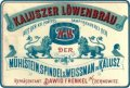 Калуш Browar Parowy Mühlstein, Spindel i Weissmann Lowenbrau PL-09-KLS-03-LWA-K-xx-02-002