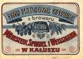 Калуш Browar Parowy Mühlstein, Spindel i Weissmann Marcowe PL-09-KLS-03-MAC-K-xx-02-002