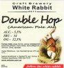 "Кривий Ріг ""White Rabbit""craft brewery Double Hop American Pale Ale UA-04-KRR-11-APA-P-xx-14-002"